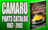 Camaro parts catalog