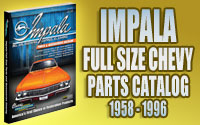 Impala/Full Size parts catalog