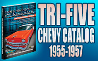 2012 Tri-Five Catalog Banner
